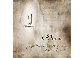 Rickert/Junger Kammerchor Rhein-Neckar - Advent [CD]