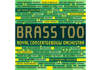 Brass Oand Strings Of The Royal Con - Brass Too - (SACD Hybrid)