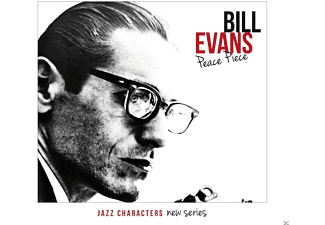 Bill Evans - Peace Piece - (CD)