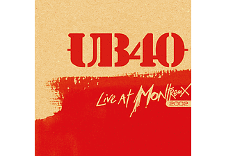 UB40 - Live At Montreux 2002 (CD + DVD)