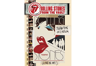 The Rolling Stones - From The Vault - Hampton Coliseum (DVD)