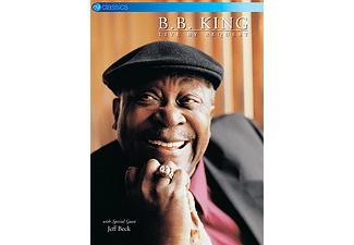 B.B. King - Live By Request (DVD)
