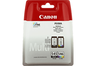 CANON PG-545 CL-546 Multipack Kartuş