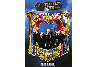 Monty Python - Live - Mostly - One Down Five To Go (DVD)