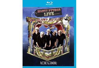Monty Python - Monty Python - Live - Mostly One Down Five to Go (Blu-ray)