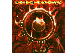 Arch Enemy - Wages Of Sin - (CD EXTRA/Enhanced)