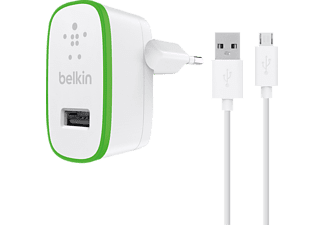 Belkin Home Charger with Charge-Sync Cable - Adaptador de corriente - 10 vatios