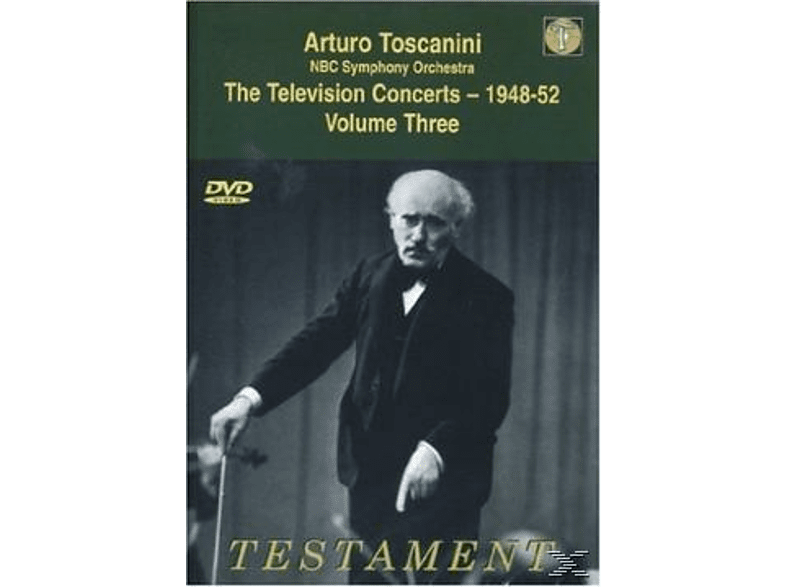 - Arturo Toscanini - The Television Concerts 1948-1952 - Folge 3 [DVD]