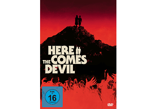Here Comes the Devil - (DVD)