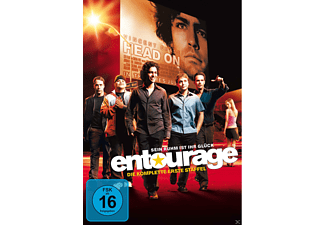 ENTOURAGE - STAFFEL 1 - (DVD)