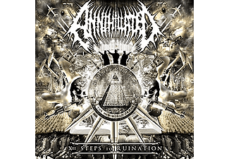 Annihilated - XIII Steps To Ruination (CD)