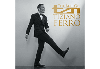 Tiziano Ferro - TZN The Best Of Tiziano Ferro CD
