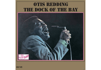 Otis Redding - The Dock of the Bay (mono) [Vinyl]