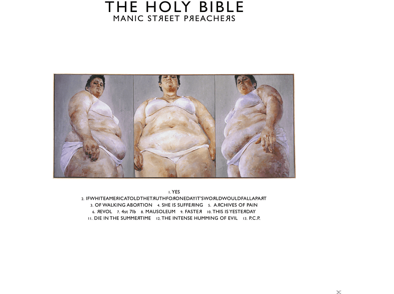Manic Street Preachers - The Holy Bible 20 [CD]