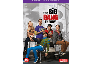 The Big Bang Theory - Seizoen 3 - DVD