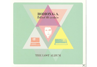 Rodion G.A. - Behind The Curtain-The Lost - (CD)