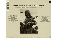 Robert Lester Folsom - Ode To A Rainy Day: Archives 1 [CD]