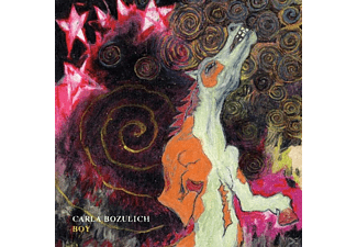 Carla Bozulich - Boy - (LP + Download)