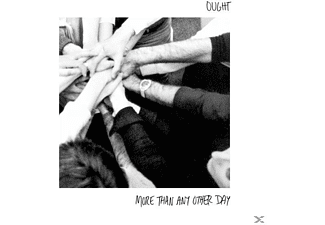 Ought - More Than Any Other Day - (LP + Download)