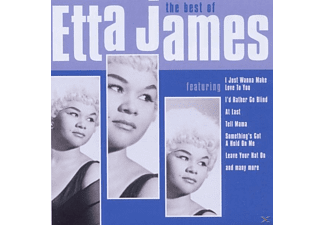 Etta james - The Best Of CD