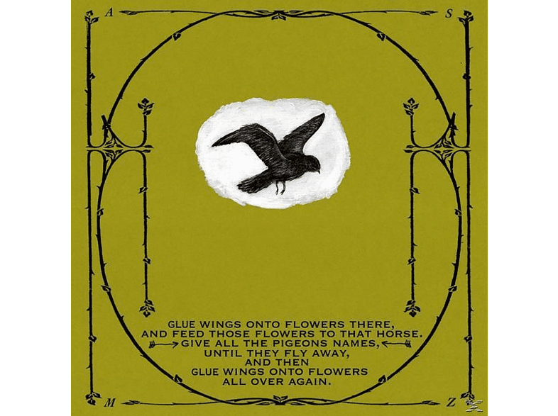 A SILVER MT.ZION - Horses In The Sky [Vinyl]
