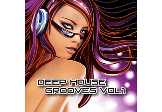 VARIOUS - Deep House Grooves Vol.1 - (CD)