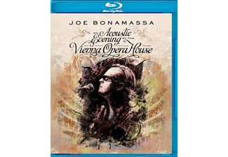 Joe Bonamassa - An Acoustic Evening At The Vienna Opera House (Blu-ray)