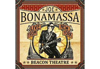 Joe Bonamassa - Beacon Theatre - Live From New York (CD)