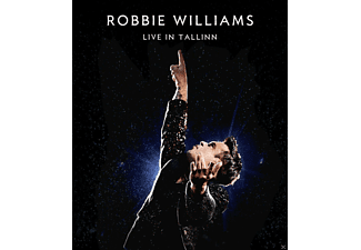 Robbie Williams - Live in Tallinn - (Blu-ray)