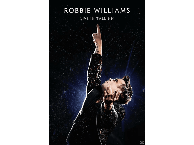 Robbie Williams - Live in Tallinn [DVD]