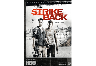 Strike Back: Cinemax Seizoen 1 DVD