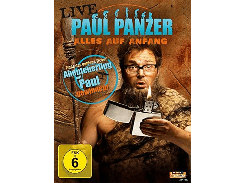 ALLES AUF ANFANG! [DVD]