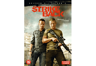 Strike Back Cinemax - Seizoen 2 - DVD