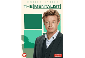 The Mentalist - Seizoen 4 - DVD