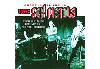 Sex Pistols - Anarchy In The Uk (CD)