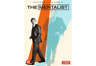 The Mentalist Saison 5 Série TV
