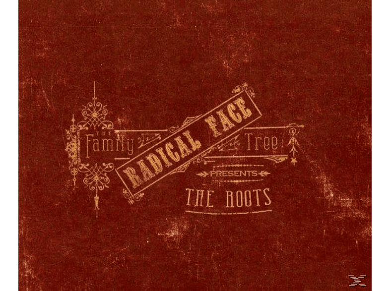 Radical Face - The Family Tree: The Roots [CD]