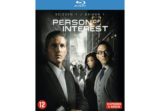 Person of Interest Seizoen 1 TV-serie