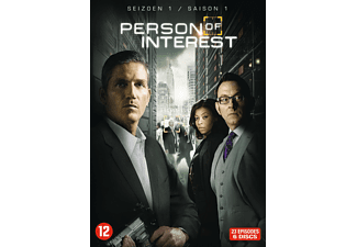 Person Of Interest - Seizoen 1 - DVD