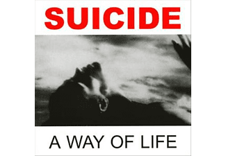 Suicide - A Way of Life (CD)