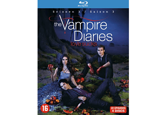 The Vampire Diaries - Seizoen 3 - Blu-ray