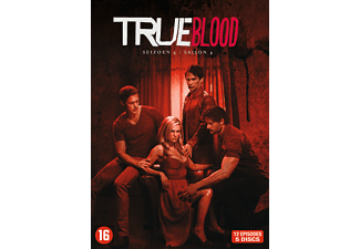True Blood - Seizoen 4 - DVD