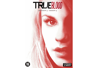 True Blood Seizoen 5 DVD
