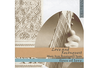 Fires Of Love - Love And Reconquest - (CD)