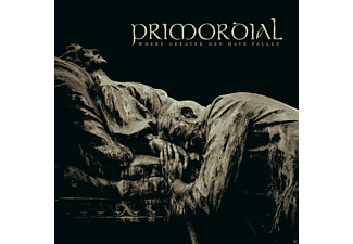 Primordial - Where Greater Men Have Fallen - (CD + DVD)
