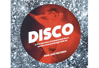 VARIOUS - Disco 1978-1982 - (CD)