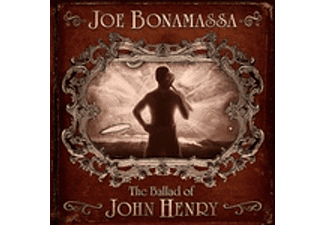 Joe Bonamassa - The Ballad Of John Henry (Vinyl LP (nagylemez))