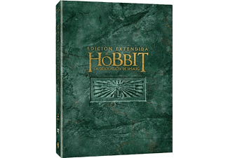 The Hobbit - La Desolación de Smaug - Ed Extendida - Bluray