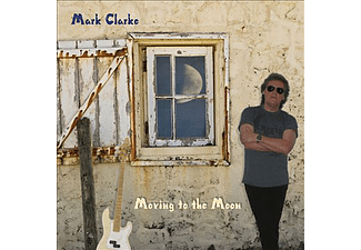 Mark Clarke - Moving To The Moon (CD)