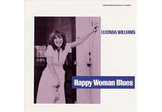 Lucinda Williams - Happy Woman Blues (CD)